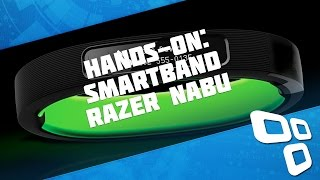 Pulseira Razer Nabu [Hands-On] - TecMundo