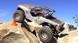 RC ADVENTURES - TTC 2015 - ROCK GAUNTLET - Tough Truck Challenge  (Event 3)