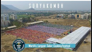 Gambar cover Children are Awesome: 5691 school children cooked 1.5 tonne Noodles in self made Solar Cookers