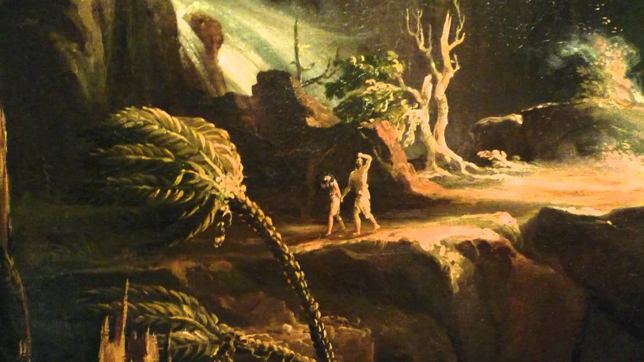 Cole, Expulsion from the Garden of Eden - YouTube