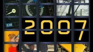Railway Achievements 2007