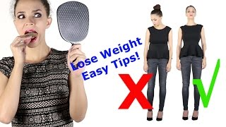How to Lose Weight Fast No Exercise No Diet!  My Health Tips!