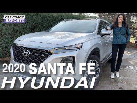 2020 Hyundai Santa Fe Full Review Youtube