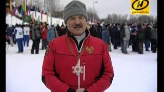 """""""Минская лыжня-2013"""" проходит в столице"""