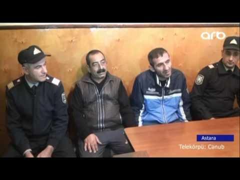 Astara sakinindən və İran vətəndaşından külli miqdarda narkotik vasitə götürüldü
