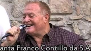 CANTA FRANCO CONTILLO PER VOI...SE STASERA SONO QUI