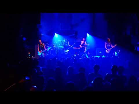 Amorphis - Death of a King @ Gramercy Theater NY Sep 7th, 2018