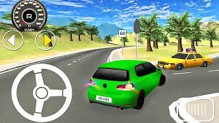 Car Driving School 3D Sport Car - Speed City Unlocked - Android GamePlay