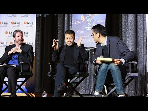Conversation With 'Ash Is Purest White' Director Jia Zhangke