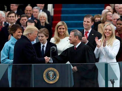 Resultado de imagem para A n ova cara da Casa Branca