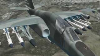 35. Su-25T: Suppression of Enemy Air Defense (Part 1)