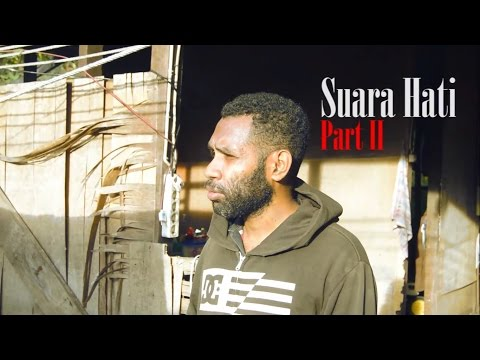 Rapper Papua skill level Rap God - E.Z.T. - Suara Hati Part II Official Video Clip