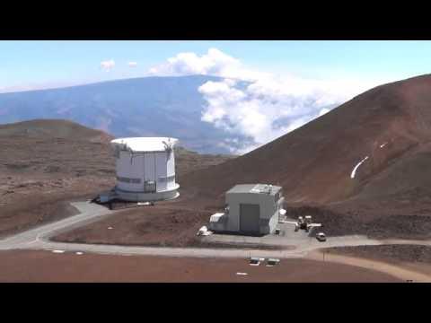 Big Island, Hawaii: Mauna Kea Summit and Observatories