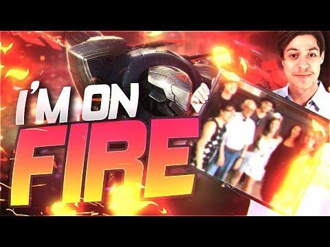 LL STYLISH | I'M ON FIRE!!!