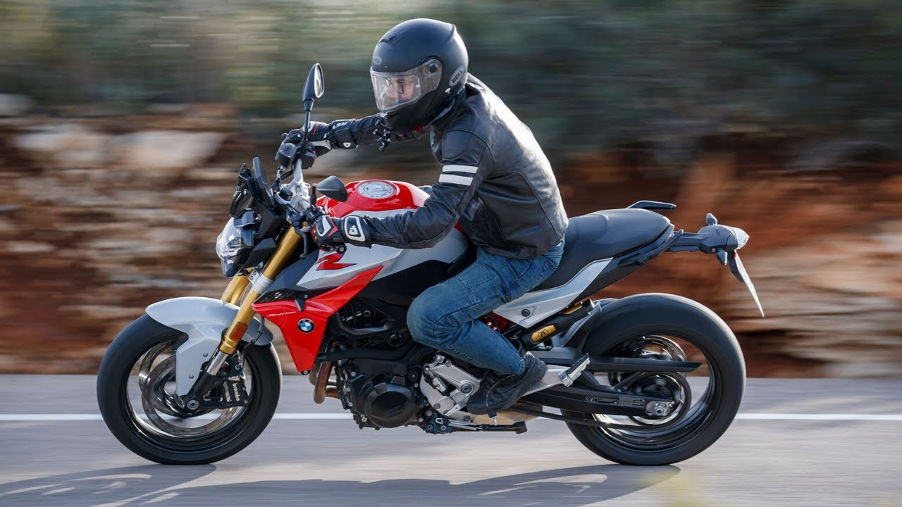 2020 Bmw F900r Review