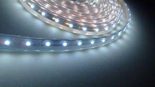Обзор светодиодных лент и блоков питания, какие выбрать( LED RGB ). Покупка из Китая на алиэкспресс