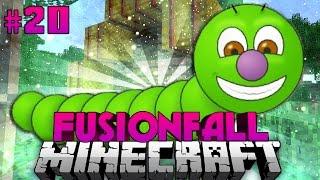 """SÜßE """"kleine"""" MINI INSEKTEN?! - Minecraft Fusionfall #020 [Deutsch/HD]"""