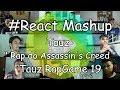 "#React Mashup: Tauz "" Rap do Assassin's Creed "" Tauz RapGame 19"