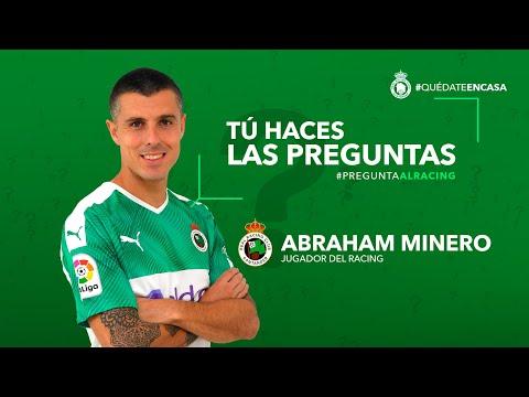 Abraham Minero responde en #PreguntaAlRacing