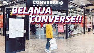 Beli Converse Diskon!! + Vlog