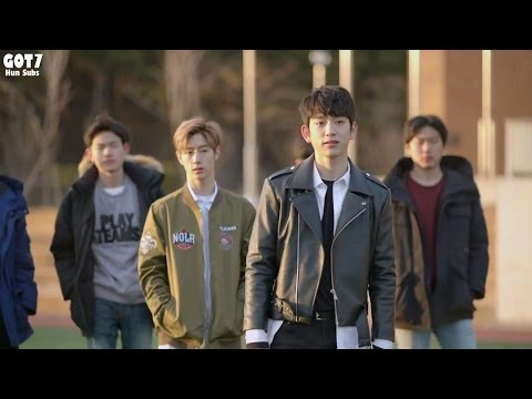GOT7 Sanctuary (Hun Sub)