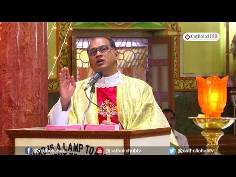 English Mass @ Shrine of Our Lady of Health, Khairatabad, HYD, TS, INDIA.16-09-19