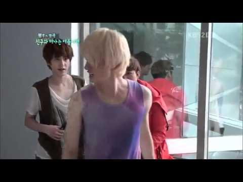 Eunhyuk , Shindong & Kyuhyun Moment On Immortal Song 2