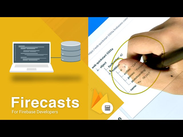 Getting Started with the Firebase Realtime Database on the Web, Part 2 - Firecasts