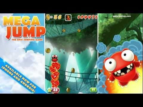 Mega Jump - The Epic Jumping Game - HD