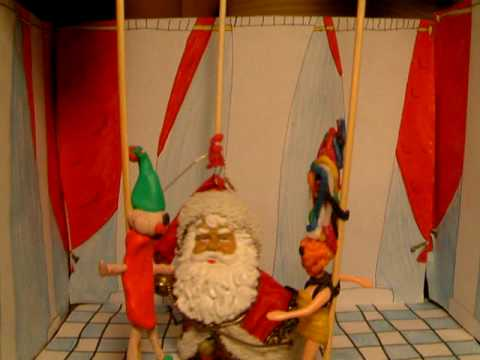 Dr. Nibbles Show with Special Guest Santa Claus an...