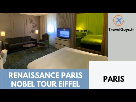 Renaissance Paris Nobel Tour Eiffel - Family Suite