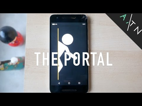 The Portal | Android Homescreen Set Up Tutorial #1