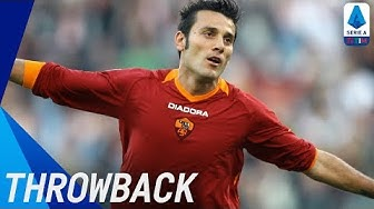 Vincenzo Montella | Best Serie A Goals | Throwback | Serie A TIM