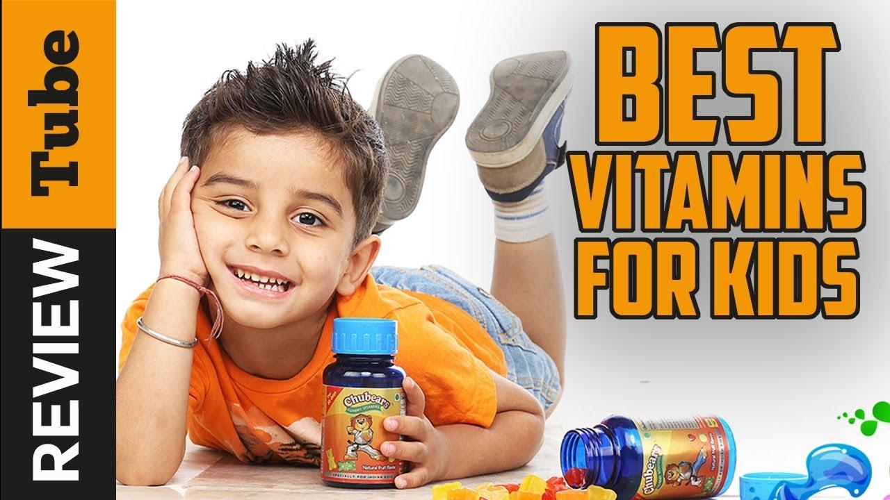 Kids Vitamins Best Kids Vitamins 2019 Buying Guide Youtube