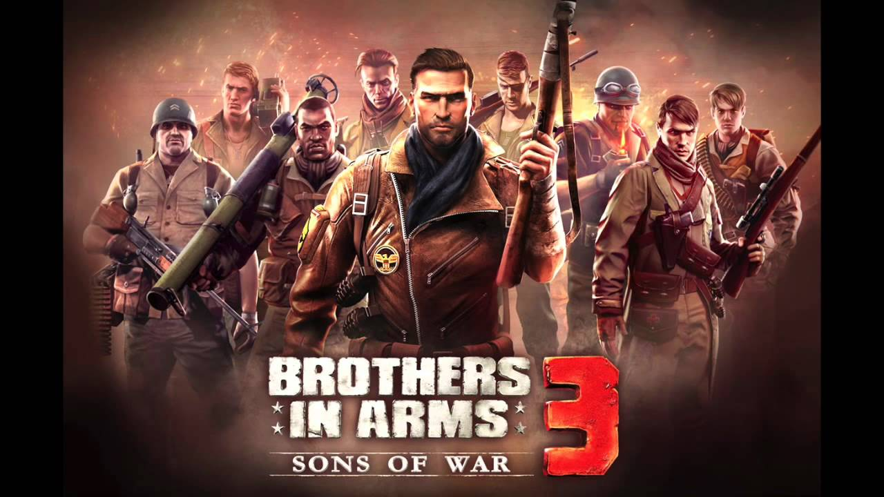 brothers in arms 3 soundtrack - main title - youtube