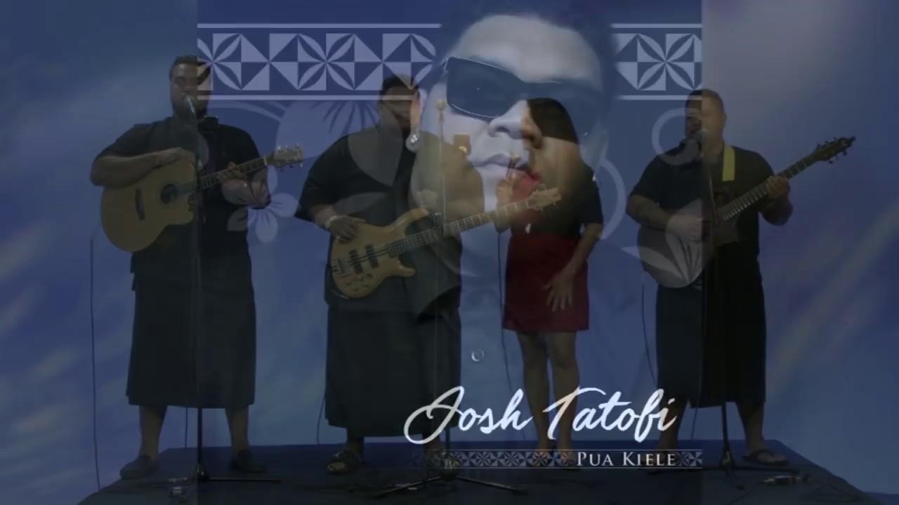 Josh Tatofi - New CD Release
