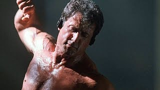 Sylvester Stallone - 71 Years Old Workout!!!
