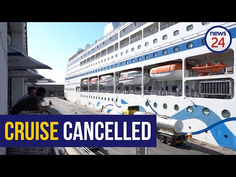 WATCH | Passengers stuck on cruise ship in Cape Town test negative
