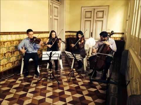 Cuarteto Asturias, Guatemala.
