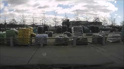 Woman Runs Down A Cart And Causes Damage At Walmart Moline Dashcam