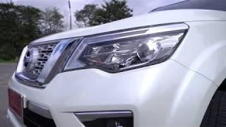 2018 Nissan Terra : Test Drive