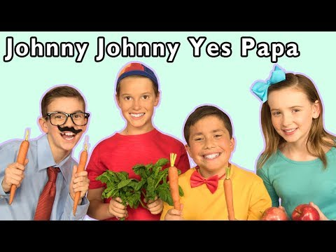 Johnny Johnny Yes Papa and More | Nursery Rhymes for Kids | Baby Songs from Mother Goose Club!