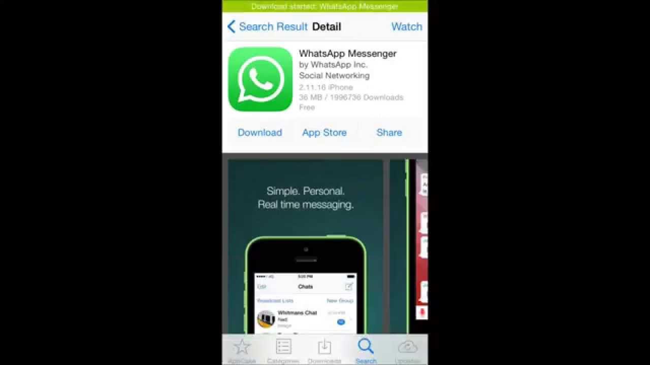 download whatsapp app for ipad