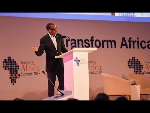 President Kagame Opens 2018 Transform Africa Summit
