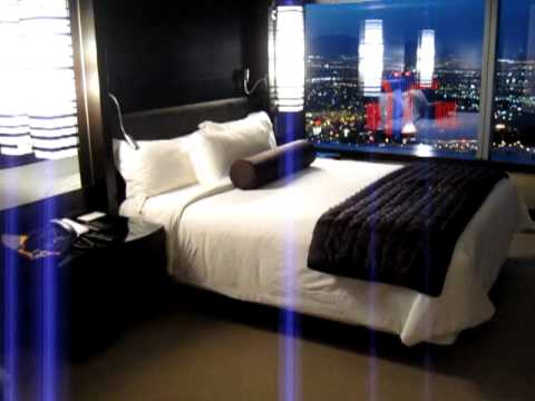 vdara 2 bedroom penthouse walkthrough youtube