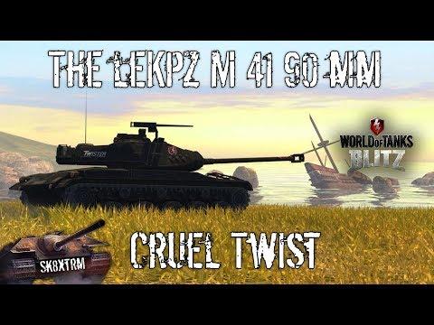 The leKpz M 41 90 mm Cruel Twist - Quick Run Down