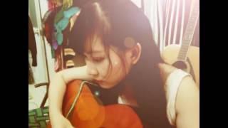 Đôi Bờ ( Lê Cát Trọng Lý)_ guitar cover by Thi Nguyen