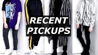 MASSIVE RECENT PICKUPS   ASOS, H&M, Represent, Daniel Patrick, NDG   fashion Blogger haul   Gallucks