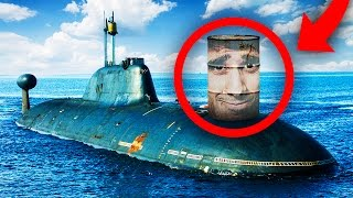 ON THE SUBMARINE! - GMOD Prop Hunt Funny Moments