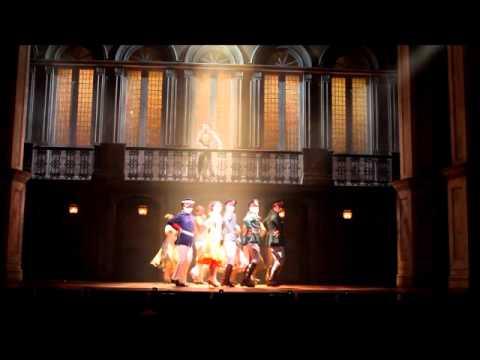 Evita National Tour Sneak Peek: